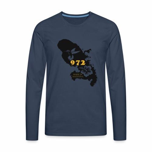 972 MADININA - T-shirt manches longues Premium Homme