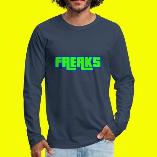 YOU FREAKS - Männer Premium Langarmshirt