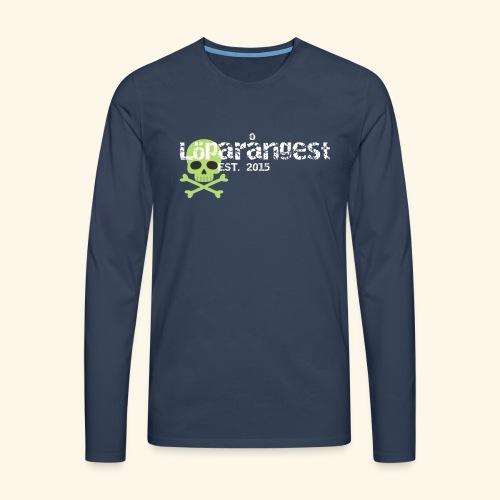 loeparangest - Långärmad premium-T-shirt herr