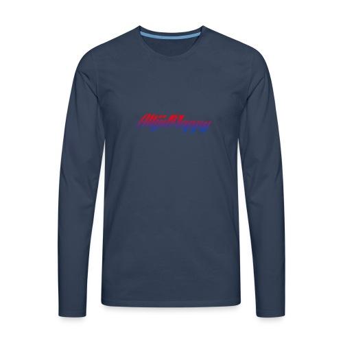 T-shirt AltijdFlappy - Mannen Premium shirt met lange mouwen