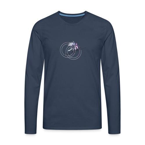 BE_COOL - Långärmad premium-T-shirt herr