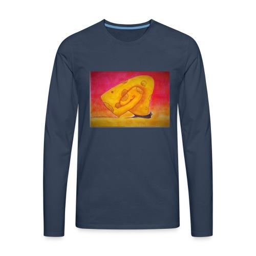 'Hope or Not' - Miesten premium pitkähihainen t-paita