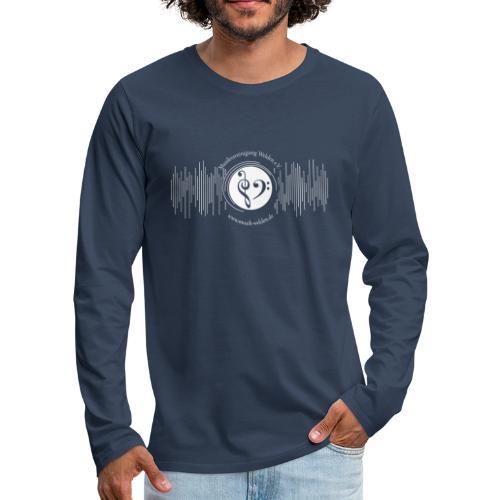 Jugendkapelle_ws - Männer Premium Langarmshirt