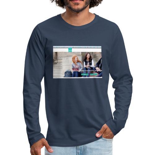 user2 - Men's Premium Longsleeve Shirt
