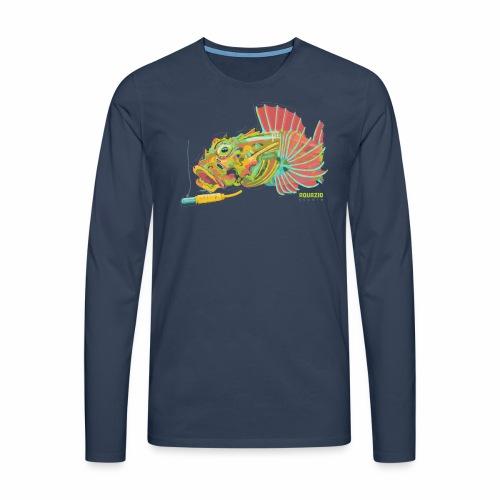 'Scorp' - Long Spined Sea Scorpion - LRF - Men's Premium Longsleeve Shirt
