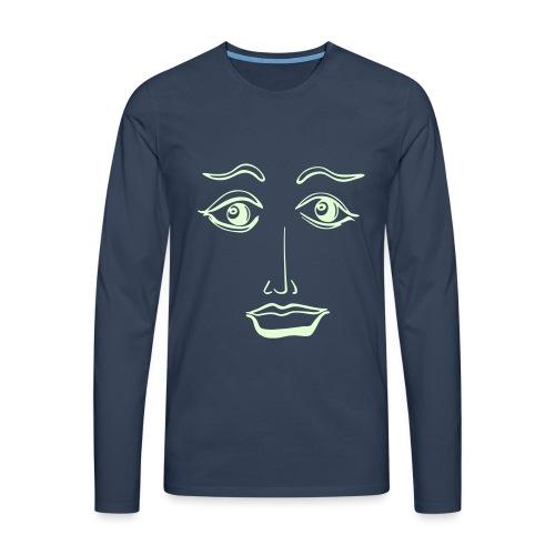 Hypnose - Männer Premium Langarmshirt