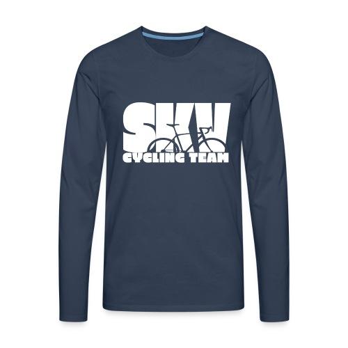 SKV CyclingTeam w - Männer Premium Langarmshirt