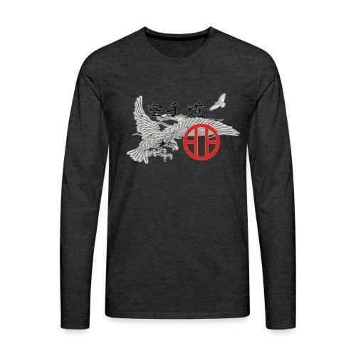 Design aigles gif - T-shirt manches longues Premium Homme