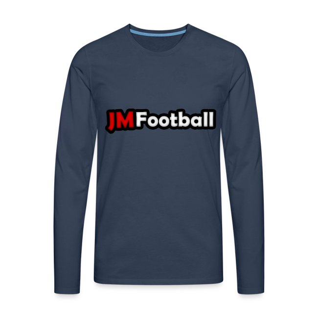 JMFootball Text Logo Top