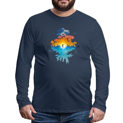Solenia - T-shirt manches longues Premium Homme
