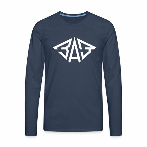 SAS ZAZ Saporoshez logo - Men's Premium Longsleeve Shirt