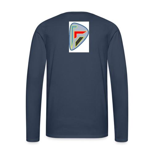 Héritique - T-shirt manches longues Premium Homme