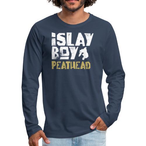 Islay Boy - Männer Premium Langarmshirt
