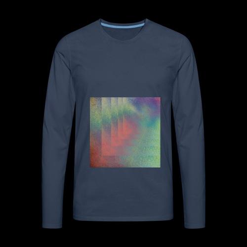 Rising sun - Männer Premium Langarmshirt