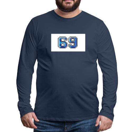 Immagine - Maglietta Premium a manica lunga da uomo