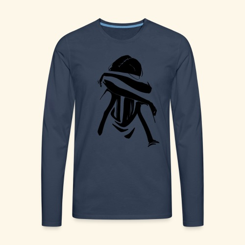 Calligrathink - T-shirt manches longues Premium Homme