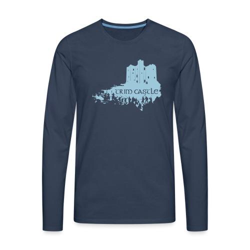 Legend_-_Trim_Castle - Men's Premium Longsleeve Shirt
