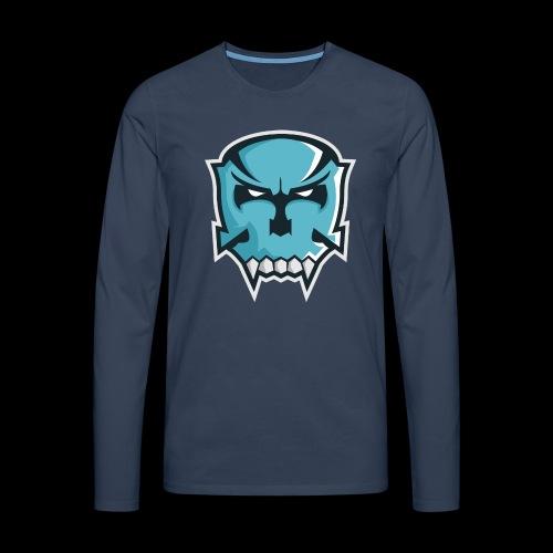 OPFOR LOGO - Mannen Premium shirt met lange mouwen