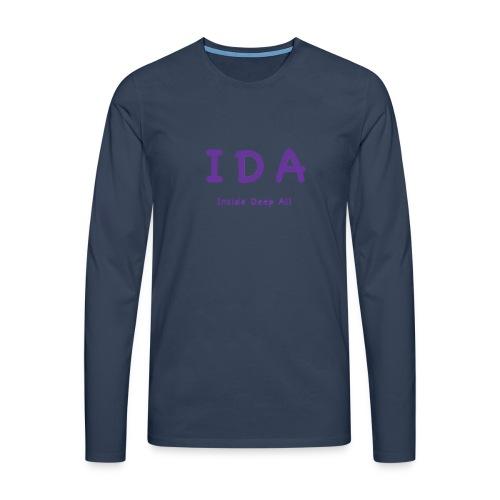 2019 06 IDA - Männer Premium Langarmshirt