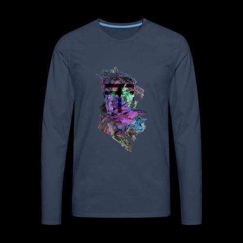 Tandal Rock - Maglietta Premium a manica lunga da uomo