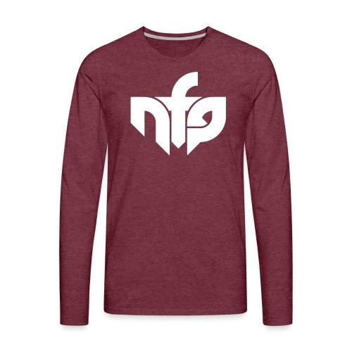 NeurofunkGrid Classic - Men's Premium Longsleeve Shirt