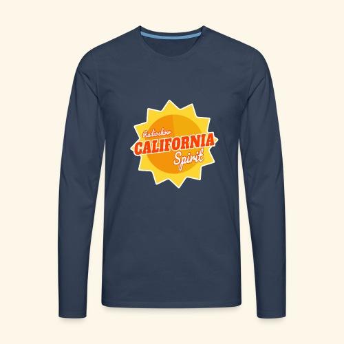 California Spirit Radioshow - T-shirt manches longues Premium Homme