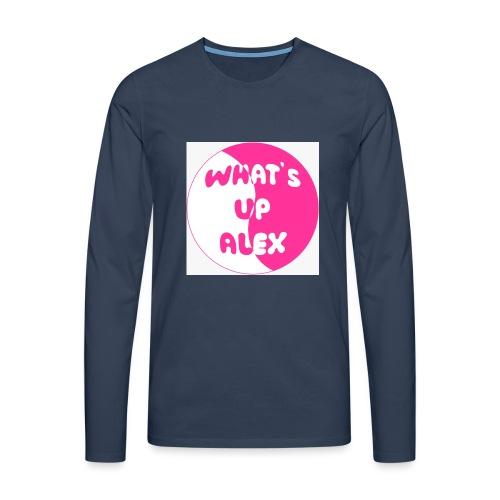 45F8EAAD 36CB 40CD 91B7 2698E1179F96 - Men's Premium Longsleeve Shirt
