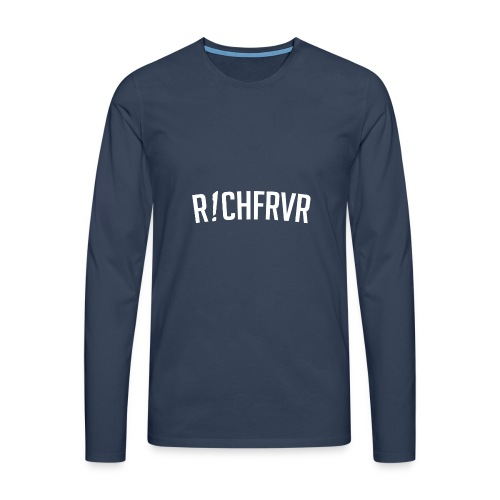 r!chfrvr - Männer Premium Langarmshirt