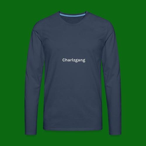 Charlzgang - Men's Premium Longsleeve Shirt