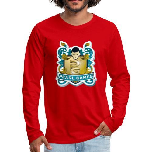 PEARL GAMES - T-shirt manches longues Premium Homme