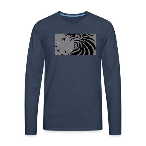 hidroponic 2 png - Men's Premium Longsleeve Shirt