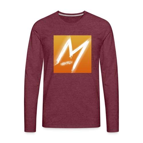 MegaTaza - Men's Premium Longsleeve Shirt