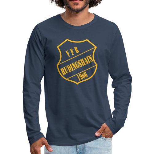 VFR-Gelb - Männer Premium Langarmshirt