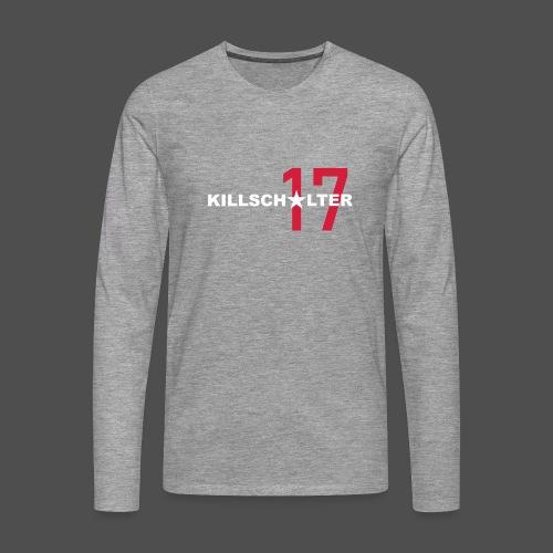 KILLSCHALTER 17 - Männer Premium Langarmshirt