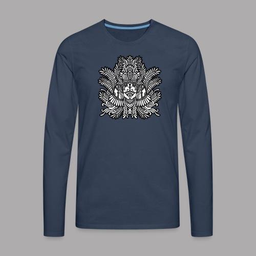 soulmate black - Men's Premium Longsleeve Shirt