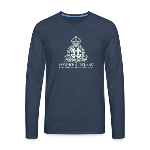 Northern Ireland - Men's Premium Longsleeve Shirt