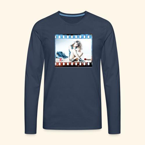 Backstage 1 - T-shirt manches longues Premium Homme