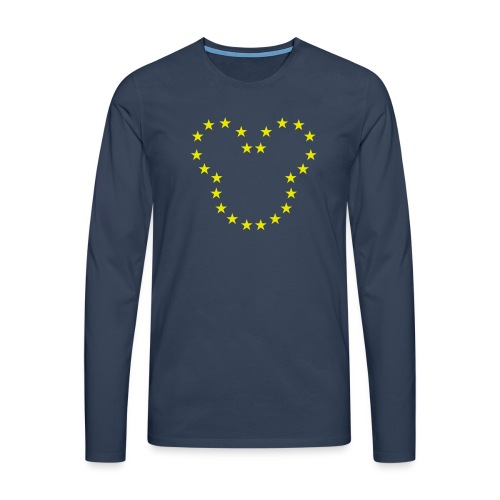The European Kingdom™ - Men's Premium Longsleeve Shirt