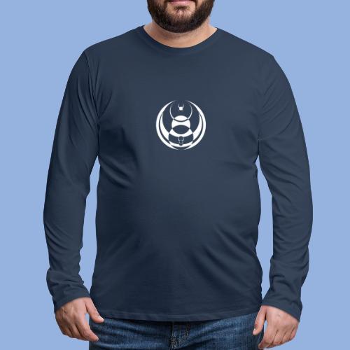 Seven nation army Blanc - T-shirt manches longues Premium Homme