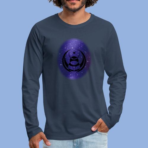 Seven nation army Space 2 - T-shirt manches longues Premium Homme