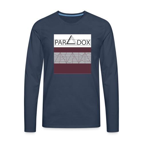 Iphone case jpg - Mannen Premium shirt met lange mouwen