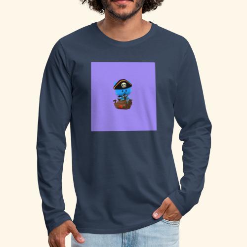 HCP custo 1 - Men's Premium Longsleeve Shirt