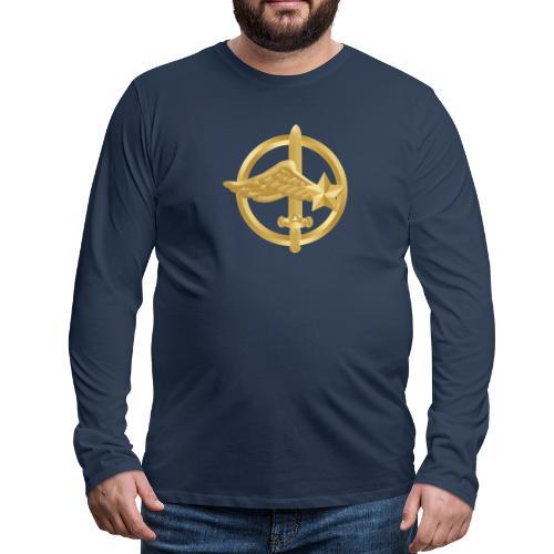 coylogo png - T-shirt manches longues Premium Homme