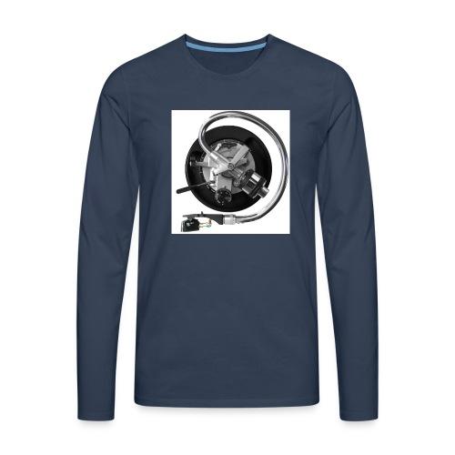 120dpiliebrandslarm - Mannen Premium shirt met lange mouwen
