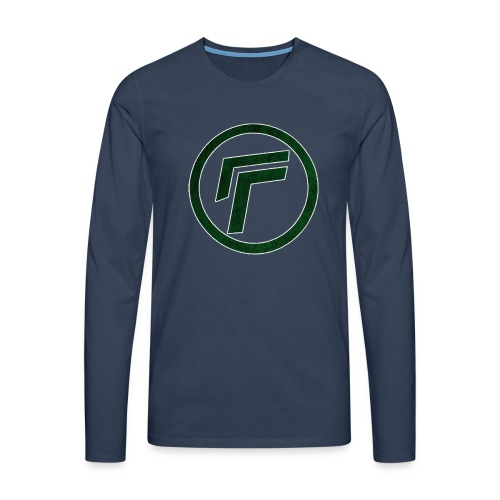 Naamloos 1 png - Men's Premium Longsleeve Shirt