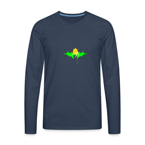 cloudberry - Men's Premium Longsleeve Shirt