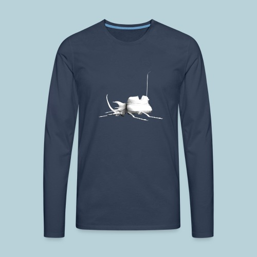 RATWORKS Luna Stag Beetle - Men's Premium Longsleeve Shirt