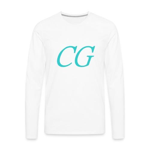 CG - T-shirt manches longues Premium Homme