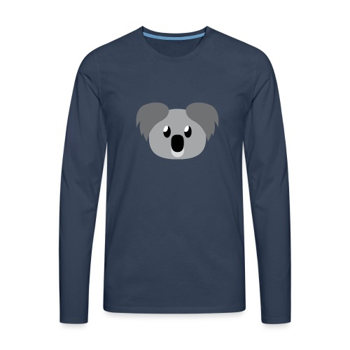 Koala »Kim« - Men's Premium Longsleeve Shirt