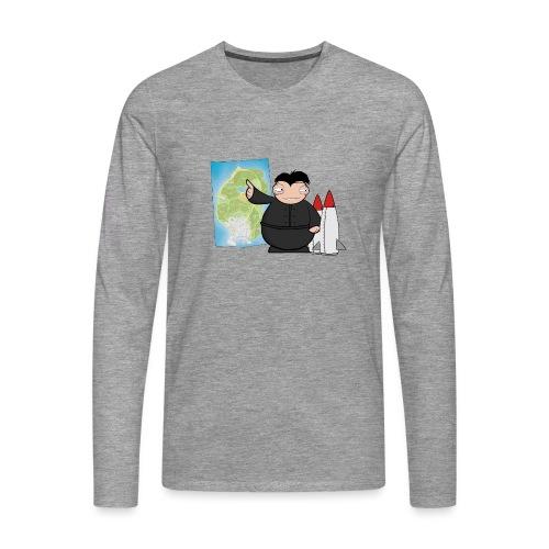 Happy Dictator. - Camiseta de manga larga premium hombre